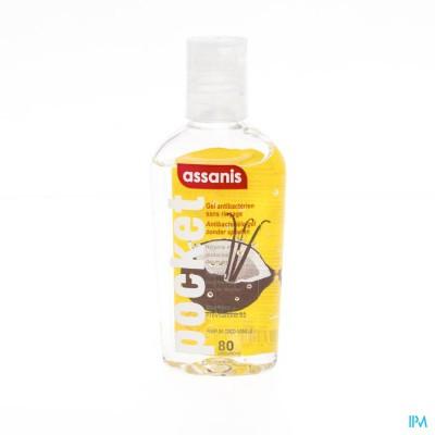 Assanis Handgel Exotisch Kokos-vanille 80ml