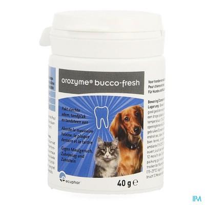 Orozyme Bucco-fresh Pot 40g