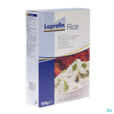 Loprofin Rijst Eiwitarm 500g