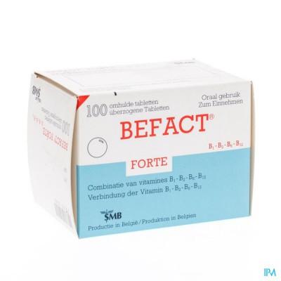 Befact Forte 100 Drag Ud