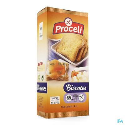 Proceli Toast 150g