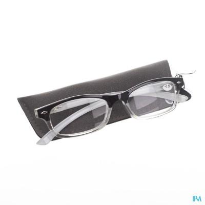 Pharmaglasses Leesbril Diop.+3.50 Grey