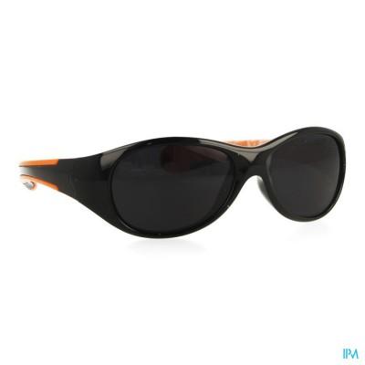 Eureka Care Zonnebril Kind Zwart-oranje 4-12jaar