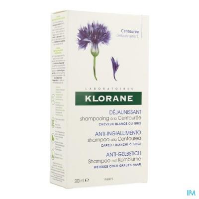 Klorane Capil. Sh Duizendguldenkruid Nf Fl 200ml