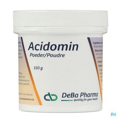 Acidomin Pdr Oplosbaar 150g Deba