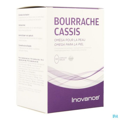 Inovance Bernagie Cassis Caps 100 Ca041n