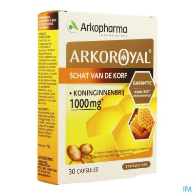Arkoroyal Koninginnebrij Blister Caps 2 X 15