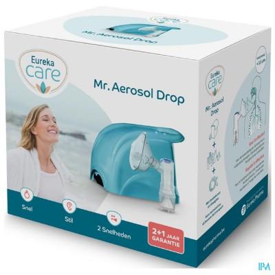 Aerosol Neb Eureka Care Mr Aerosol Drop Blauw