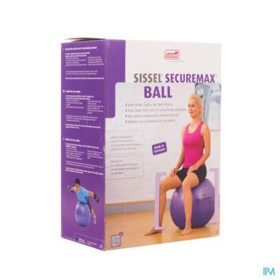 Sissel Ball Securemax Zitbal Diam.55cm Rood