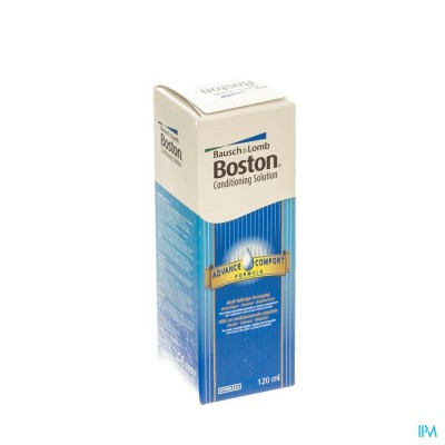 Bausch Lomb Boston Hard Condition Sol 120ml