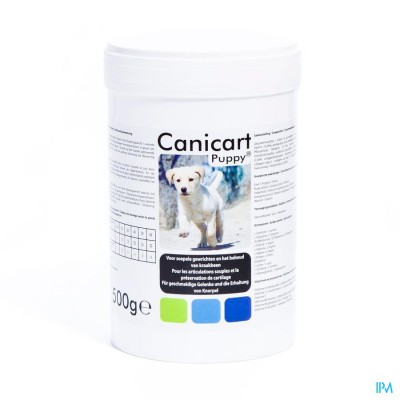 Canicart Puppy Oraal Poeder 500g