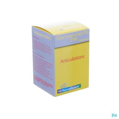 Glucosamine 750 Pg Pharmagenerix Caps 180