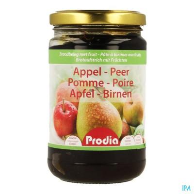 Prodia Broodbeleg Appel-peer 320g 4894