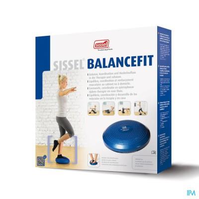 Sissel Balancefit Oefendiscus Diam.34cm Blauw