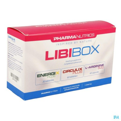 Libibox 3prod Pharmanutrics