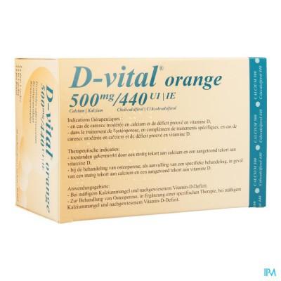 D Vital 500/440 Zakje 30
