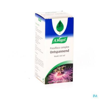 A.Vogel Passiflora Complex 200 tabletten