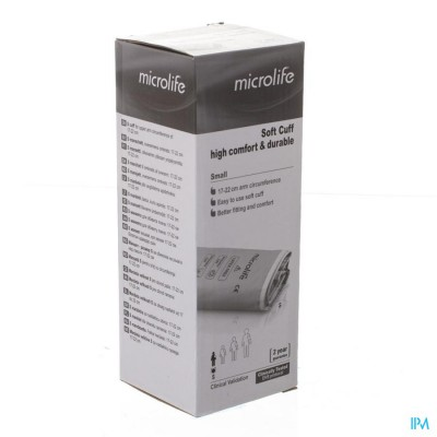 Microlife Manchet Bloeddrukm. S Soft Conical Cuff