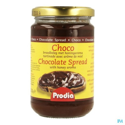 Prodia Broodbeleg Choco Arome Miel 320g 3807