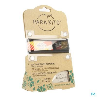 Para'kito Wristband Graffic Ethnic&geom Geometric
