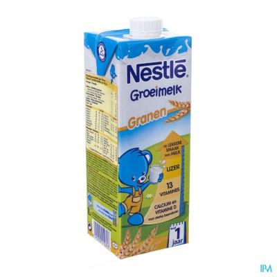 Nestle Groeimelk Granen Tetra 1l 1+