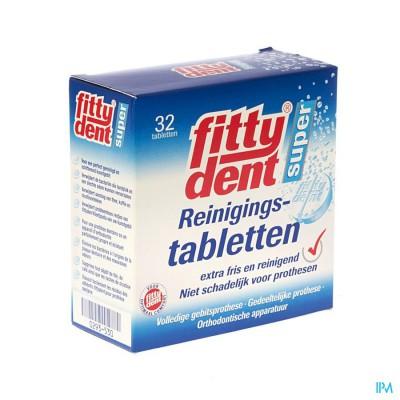 Fittydent Reiniger Bruistabl 32