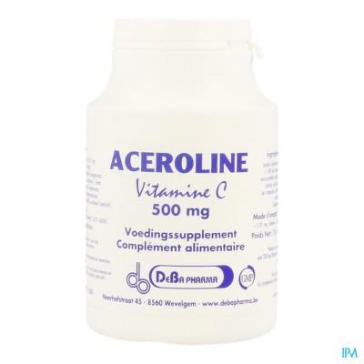 Aceroline 500 Kauwtabl 60 Deba