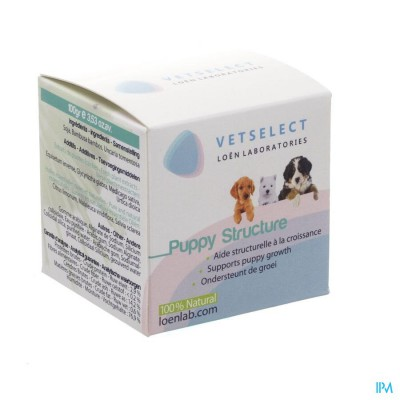 Vetselect Puppy Structure 100g