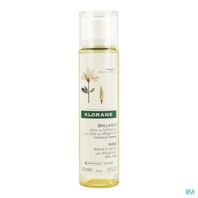 Klorane Capil. Spray Glanswater Magnolia 100ml