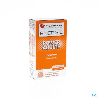 Energie Power Volw Bruistabletten 30