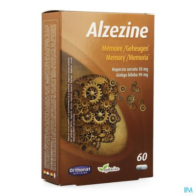Alzezine Gel 60 Orthonat