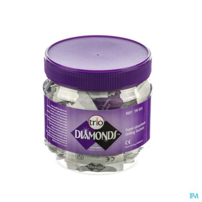 Trio Diamonds Gelzakjes Super Absorb. 100 Tr105