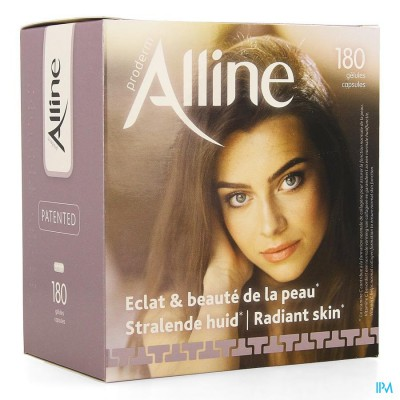Alline Proderm Caps 180