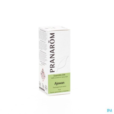 Ajowan Fruit Ess Olie 10ml Pranarom