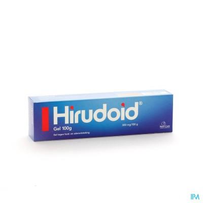 Hirudoid 300mg/100g Gel 100g