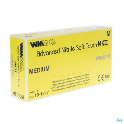 Advanced Nitr.handsch.onderz.softtouch -pdr M 150