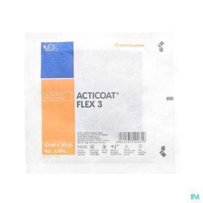Acticoat Flex 3 Verb Ind.ster 10x 10cm 1 66800399