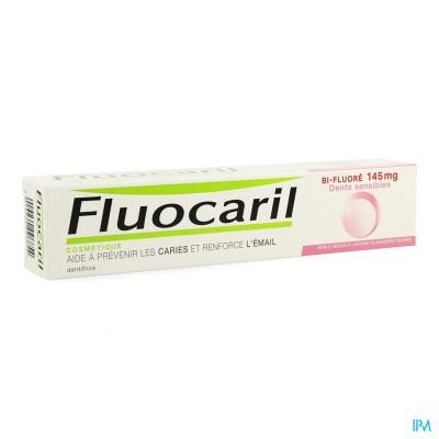 Fluocaril Bi-fluore 145 Gevoelige Tanden 75ml