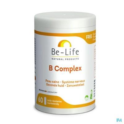 B Complex Vitamin Be Life Nf Caps 180