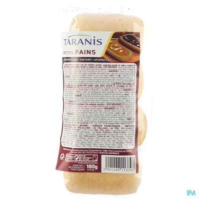 Taranis Kleine Broodjes 4x45g 4634