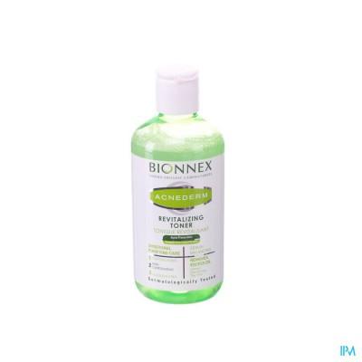Bionnex Acnederm Toner Revitaliserend Fl 250ml