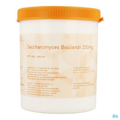 Saccharmyces Boulardii 250mg Caps 800 Fsa