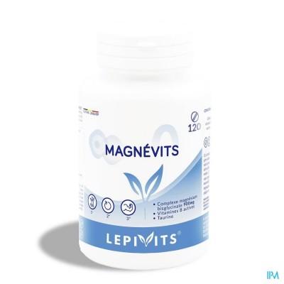 Lepivits Magnevits Plus Comp 120