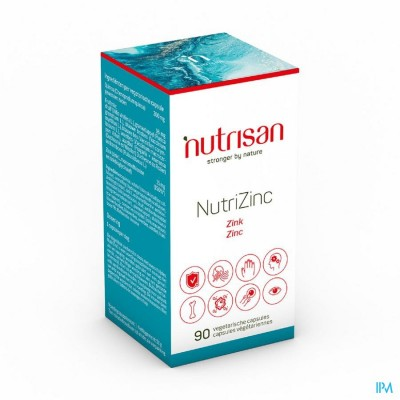 Nutrizink Synergy 90 Vegecaps Nutrisan