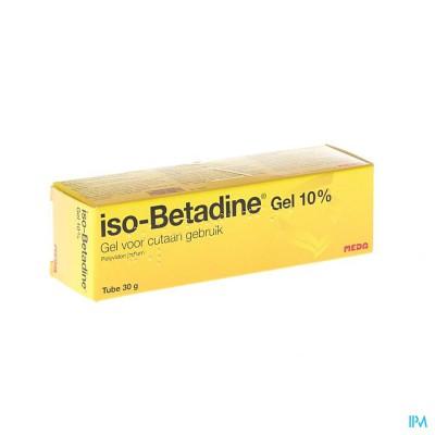Iso Betadine Gel Tube 30g