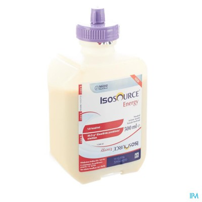 Isosource Energy Smartflex 500ml 12138964