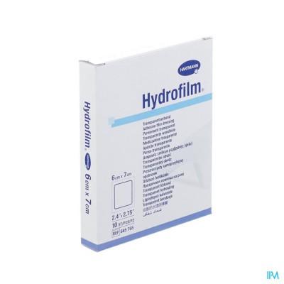 Hydrofilm 6x 7,0cm Transp 10 6857550