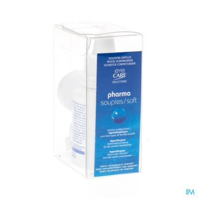 Eye Care Pharma Souples Opl Contactlenzen 50ml Nl