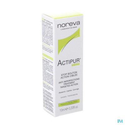 Actipur Stop Puntjes Action Cible Roll On 10ml