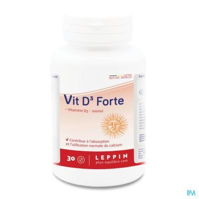 Leppin Vit D3 Forte Comp 30